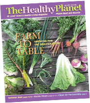 The Healthy Planet July 2016