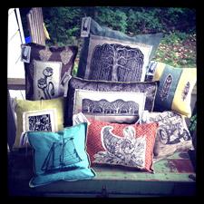 Art Walk Pillows