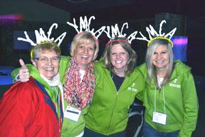 Trout Lodge Women's Wellness Weekend