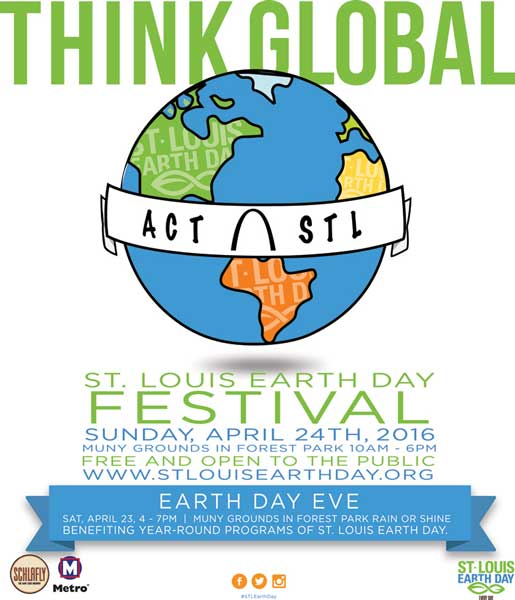 St. Louis Earth Day 2016