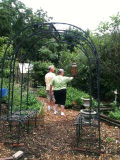 Sustainable Backyard Tour