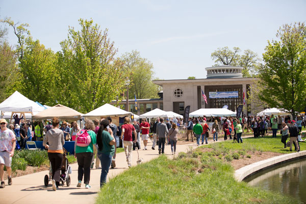 St. Louis Earth Day Festivities 2018 « The Healthy Planet on