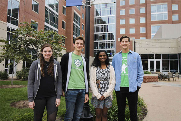 SLU Students Spearhead Sustainable Energy Swap