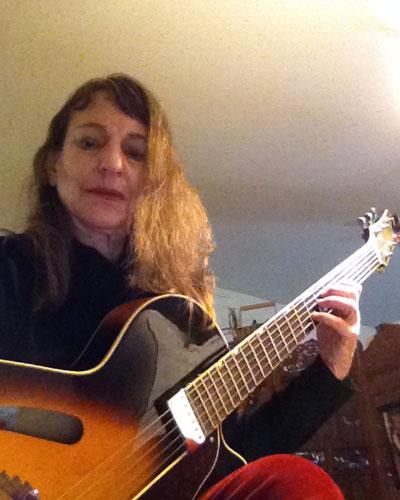 Carol Elder Guitarist Performer Educator