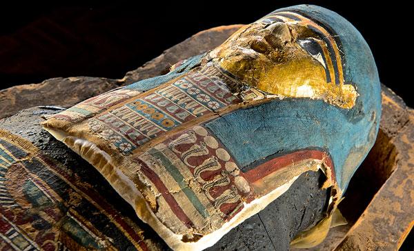 Mummies of the World Exhibition Saint Louis Science Center