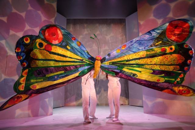 Metro Theater Company's The Very Hungry Caterpillar